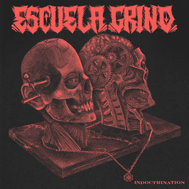 "ESCUELA GRIND  ""  INDOCTRINATION  ""                         LIMITED+REGULAR  VERSION   BUNDLE       LP"