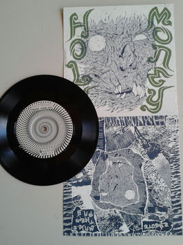 "Holy Money - 7"" - regular edition"