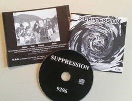 Suppression - 9296                        CD