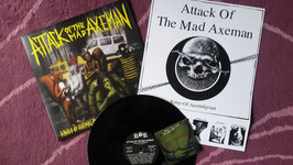 Attack of the Mad Axeman - Kings of the Animal Grind - Lp - special edition