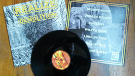 "REALIZE  "" DEMO ""                                                       LP                      REGULAR VERSION"