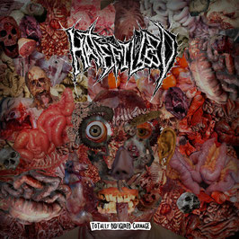 "HATEFILLED   ""  TOTALLY DISFIGURED CARNAGE  ""             LIM. VERSION      PRE-ORDER                   LP"