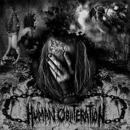 """HUMAN OBLITERATION   """" DEFINITION OF INSANITY  """"                      LP"""