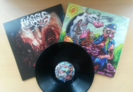 "HAGGUS  "" GORE GORE...AND MORE GORE ""                                              REGULAR   LP"