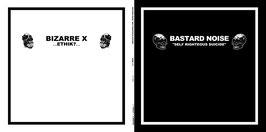 BASTARD NOISE / BIZARRE X                                        SPL LP              PRE-ORDER                    REGULAR