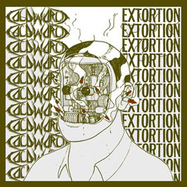 EXTORTION / COLD WORLD                                                LIM GREEN                                    SPL LP