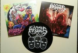 """HAGGUS  """" MORE GORE...""""                                LP                 LIM 100"""