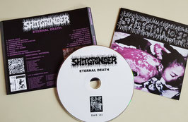 SHITGRINDER  ETERNAL DEATH                                                                                          CD