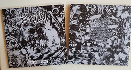 "HATEFILLED  "" TOTALLY DISFIGURED CARNAGE  ""                                          LP"