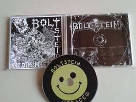 Boltstein - Rebirth of Humanity - Into the Smile Zone 98 - 2012         CD