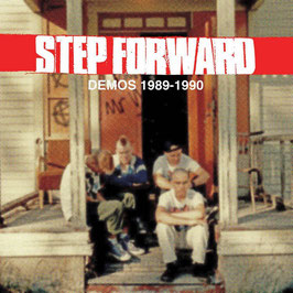 "STEP FORWARD ""Demos 1989-1990""                                     LP"