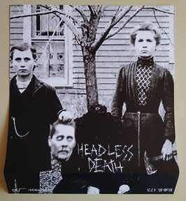 HEADLESS DEATH                            TESTPRESS                                 LP