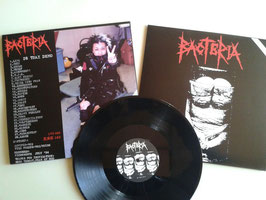 "Bacteria ""28 TRAX DEMO"" with Kawakami (DISCLOSE) regular edition   LP"