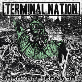 "TERMINAL NATION   "" ABSOLUTE CONTROL  ""                                       7"""