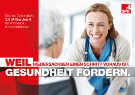 """Schaukastenplakat """"Gesundheit"""""""