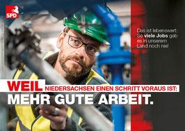 """Schaukastenplakat """"Arbeit"""""""