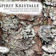 Zinkit Spirit Kristalle - Anhänger Kugel - 7 Chakren Frequenzen + 528 Hz