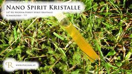 Gold Spirit Kristalle - in 1,5 ml Phiole - 147 Hz