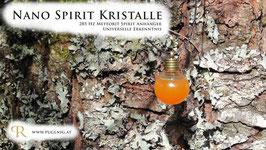 Meteorit Spirit Kristalle - Anhänger Kugel - 285 Hz
