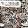 Zinkit Spirit Kristalle - Anhänger Kugel - 528 Hz