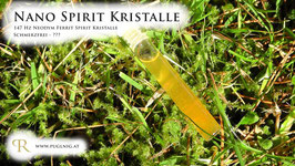 Malachit Spirit Kristalle - in 1,5 ml Phiole - 147 Hz