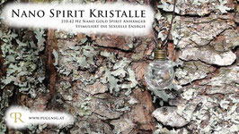 Gold Spirit Kristalle - Anhänger Kugel - 210,42 Hz