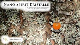 Meteorit Spirit Kristalle - Anhänger Kugel - 741 Hz