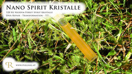 Neodym Ferrit Spirit Kristalle - in 1,5 ml Phiole - 528 Hz