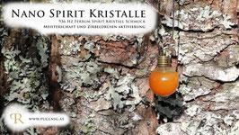 Meteorit Spirit Kristalle - Anhänger Kugel- 936 Hz
