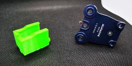 Tekno Schalterhalter Lenkplatte