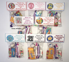 Sweet WRAPPERS Personalised