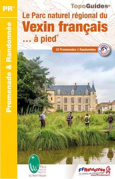 Le Parc naturel régional du Vexin français... à pied®