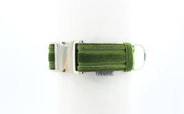 Halsband EDEL Grün 40