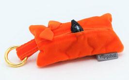 Das Tascherl in Orange