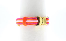 """Mitzi & Max"" Pink Orange Rosa 15"