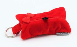 Das Tascherl in Rot