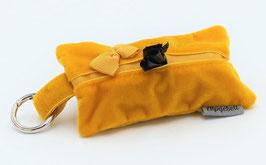 Das Tascherl in Gelb