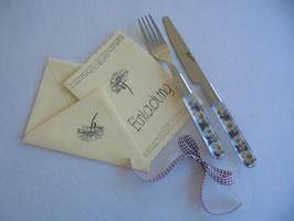 Set Einladung zum Essen