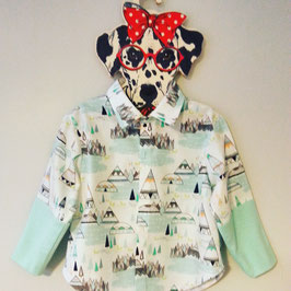 Chemise Tipi Taille 4 ans