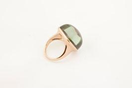 Ring MIA - Grüner Amethyst -30%
