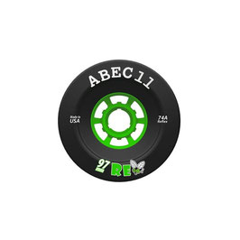 Evolve ABEC 11 Reflex- 97mm- 74a- black