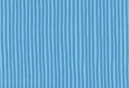 Baumwolle kbA Streifen blau hellblau