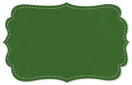 Uni Popeline fein medium green
