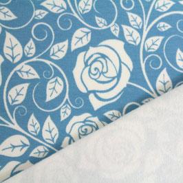 Sweat Roses lichtblau