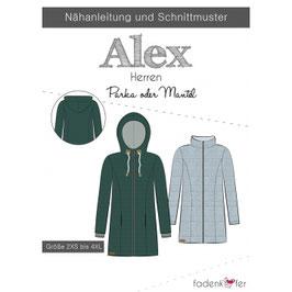 Parka oder Mantel Alex Herren
