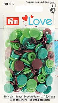 Druckknopf Prym Love