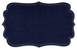 Webfrotte navy blazer