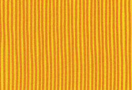 Baumwolle kbA Streifen gelb-orange