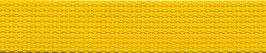 Gurtenband gelb