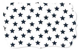 Interlock Sterne weiss/navy blazer